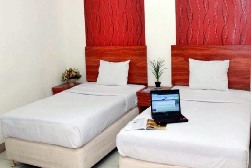 Hotel Boulevard Makassar - Kamar tamu