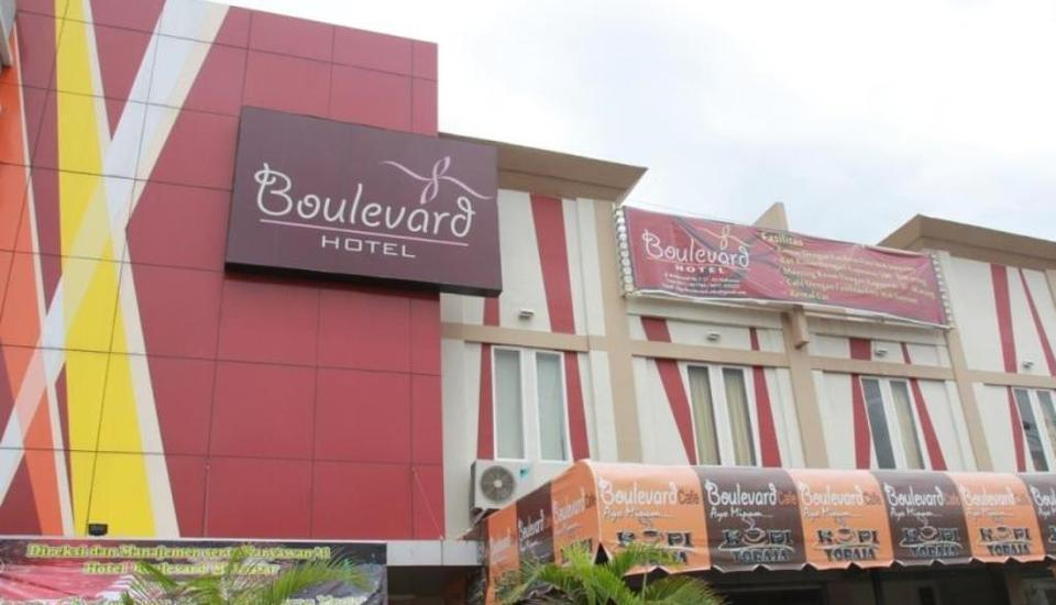 Hotel Boulevard Makassar - Appearance