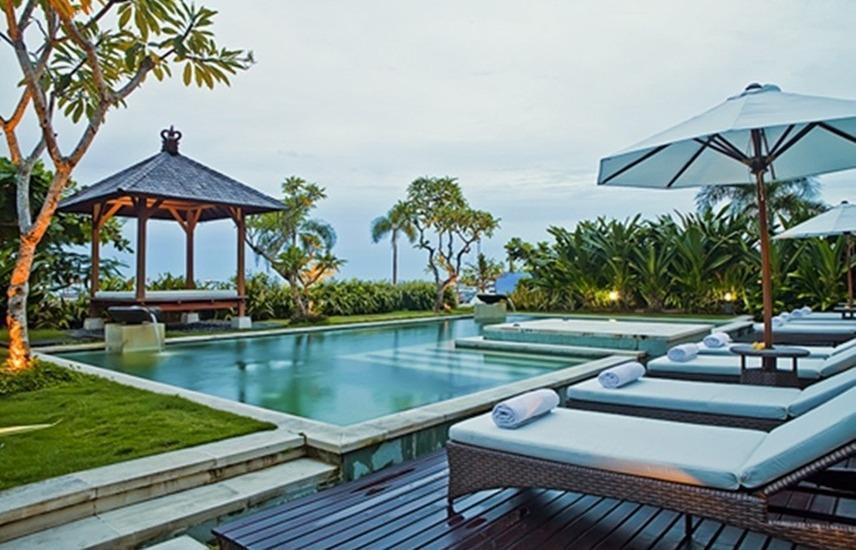 The Segara Suite Bali - Kolam Renang