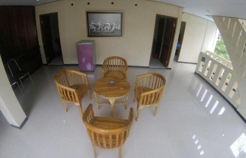 New Sabrina Hotel Bogor - Ruang tamu