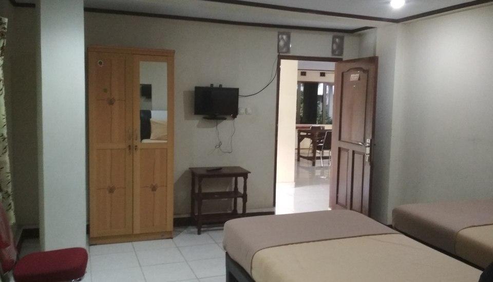 New Sabrina Hotel Bogor - Kamar dulux
