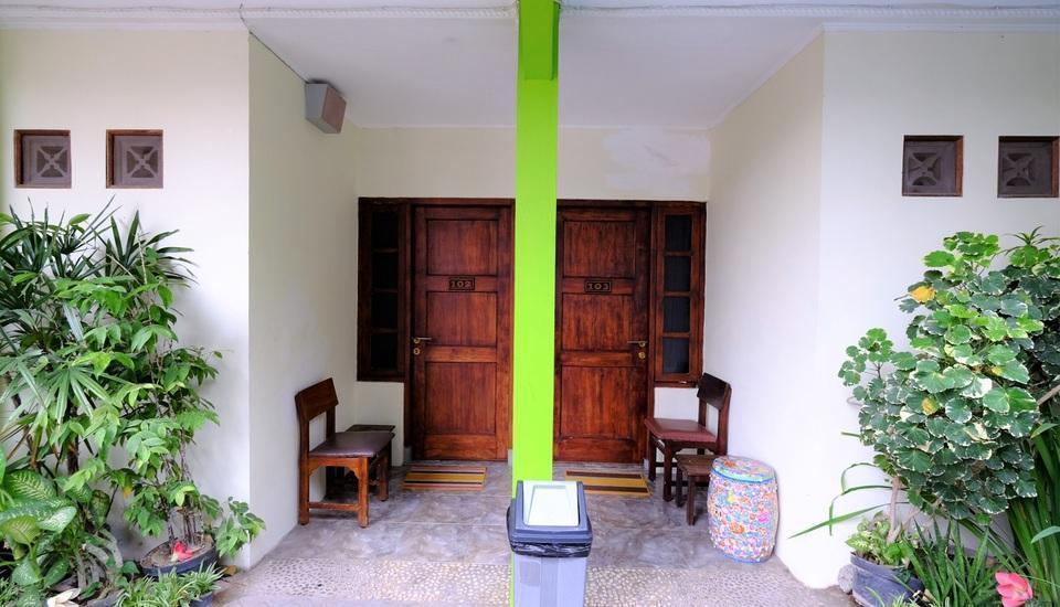 Hotel Paramitha Yogyakarta - VIEW