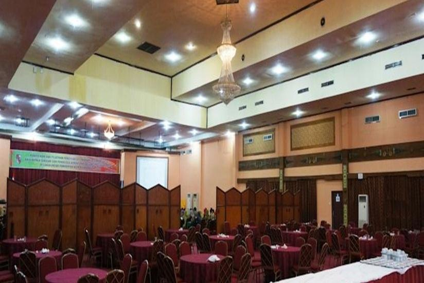 Hotel Ratu Mayang Garden Pekanbaru - Ruang Rapat