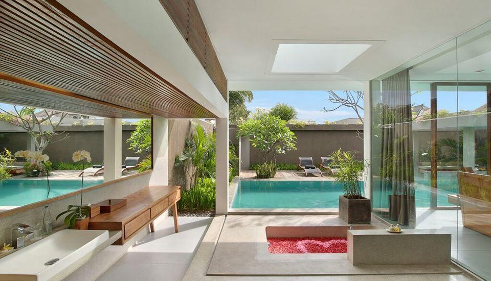 Ziva a Boutique Villa Bali - Kamar mandi