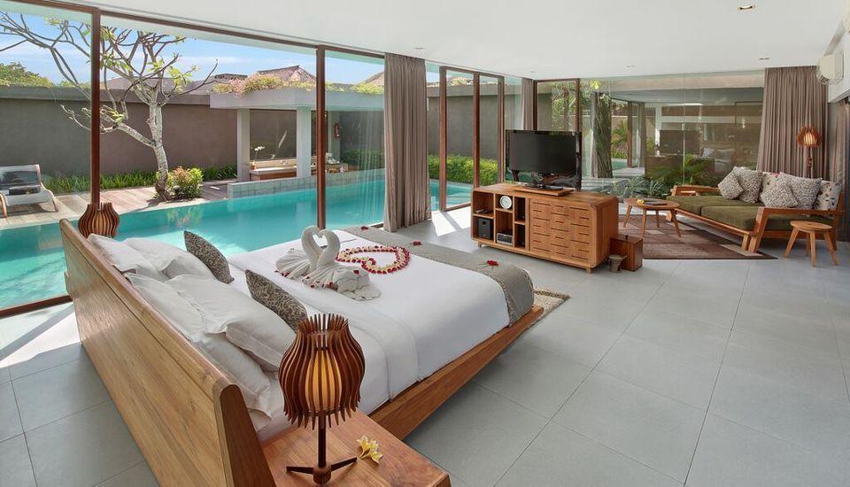 Ziva a Boutique Villa Bali - Kamar tamu
