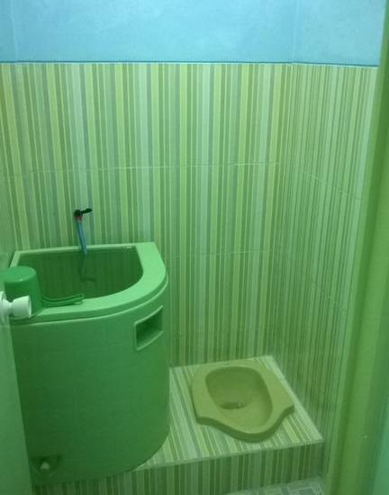Hotel Syariah Lamongan Lamongan - Kamar mandi