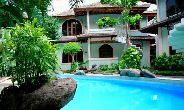 Hotel Puri Royan Bali - Kolam Renang