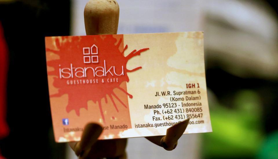 Istanaku Guesthouse Manado - Kartu Hotel