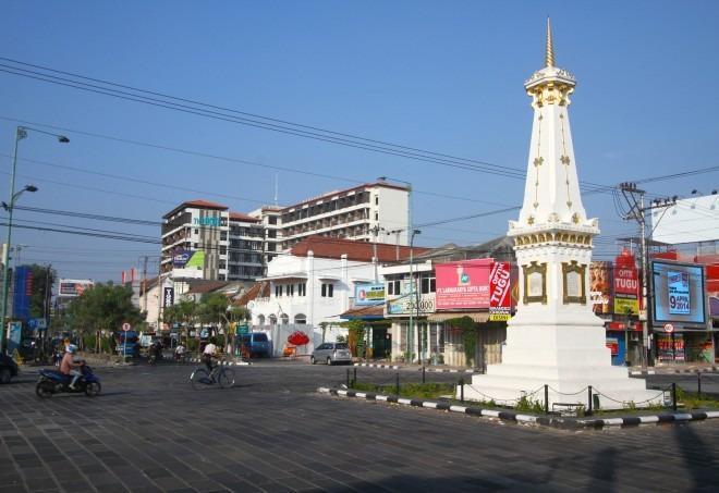 THE 1O1 Yogyakarta Tugu Jogja - Lingkungan Sekitar