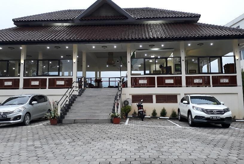 Taman Teratai Hotel Bogor - lobby