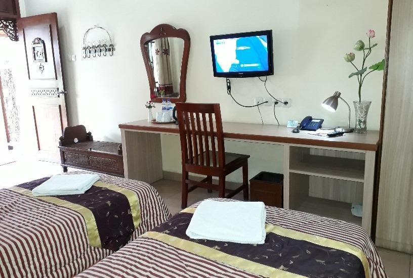 Taman Teratai Hotel Bogor - Superior Room Non AC Regular Plan