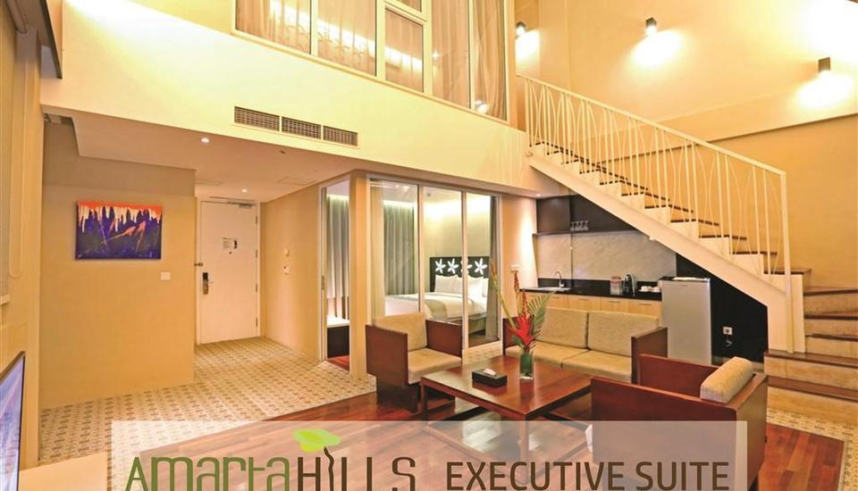 Amartahills Hotel and Resort Batu Malang - Executive Suite Regular Plan