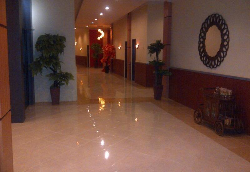 Sinar Pelaihari Hotel Banjarmasin - Coridor