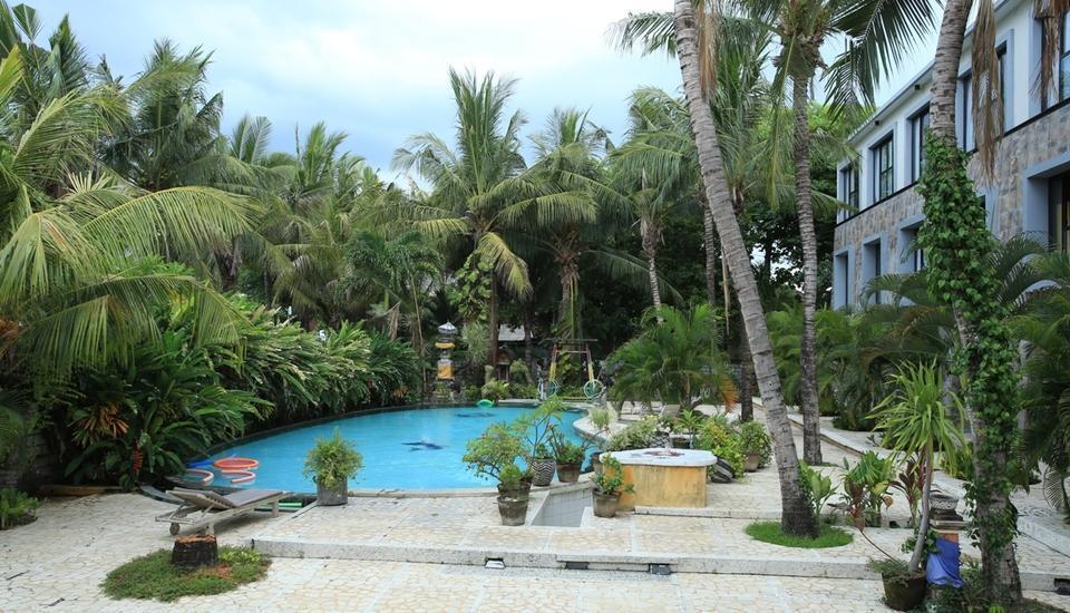 RedDoorz @Padma Utara Bali - Eksterior