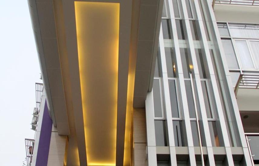 Vio Hotel Pasteur Bandung - Eksterior