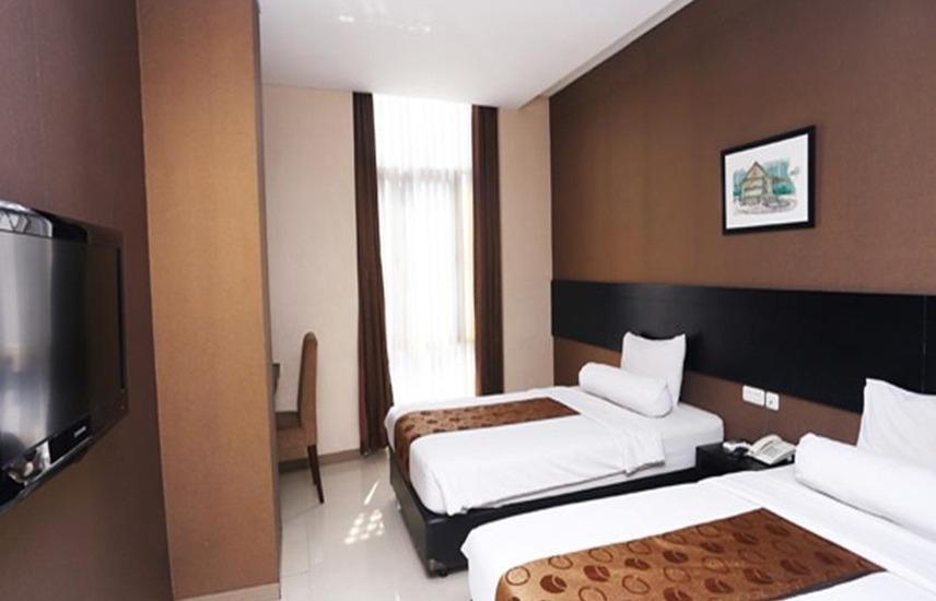 Vio Hotel Pasteur Bandung - Kamar Deluxe