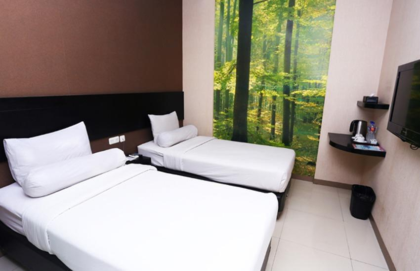 Vio Hotel Pasteur Bandung - Kamar Superior