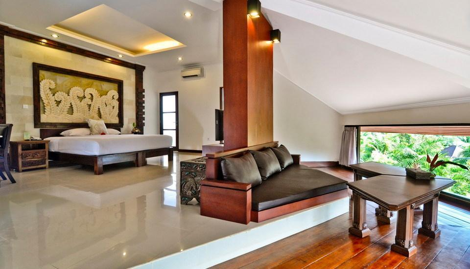 Bali Spirit Hotel & Spa Bali - Rama Sita President Suite ( 2 Bedrooms) Regular Plan