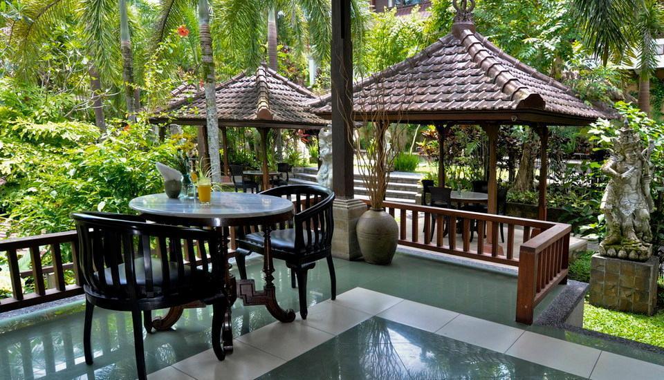 Bali Spirit Hotel & Spa Bali - Restoran