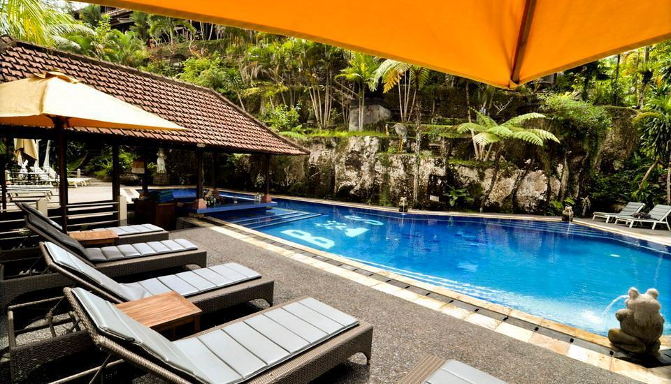 Bali Spirit Hotel & Spa Bali - KOLAM RENANG
