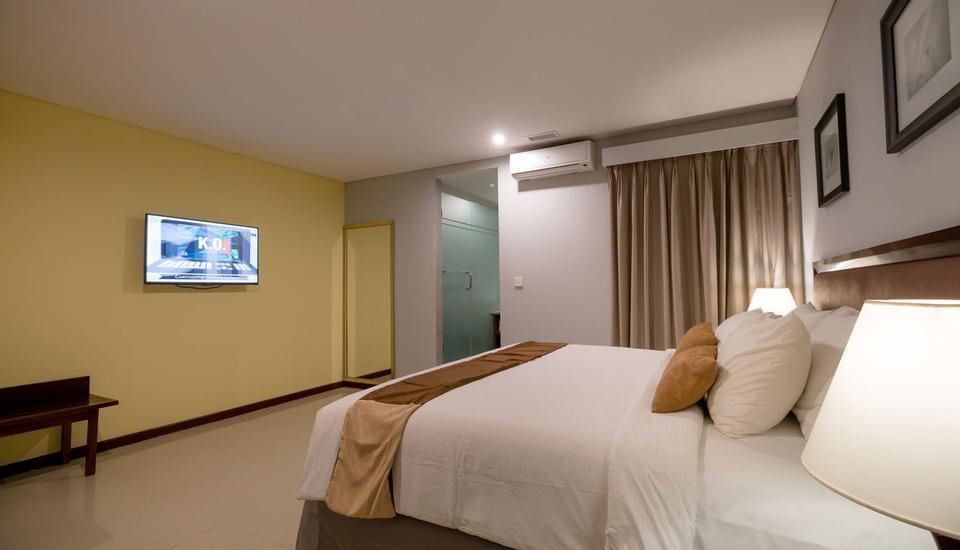 Kutabex Hotel Bali - Kutabex Executive Room Same Day Deal
