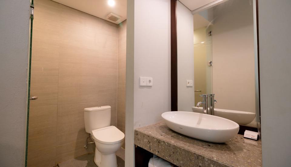 Kutabex Hotel Bali - Bathroom