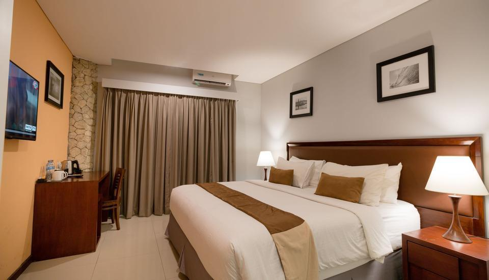 Kutabex Hotel Bali - Superior King Size Bed