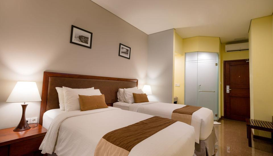 Kutabex Hotel Bali - Superior Room - with Breakfast  #WIDIH - Weekend Promotion Pegipegi Min 2 Night