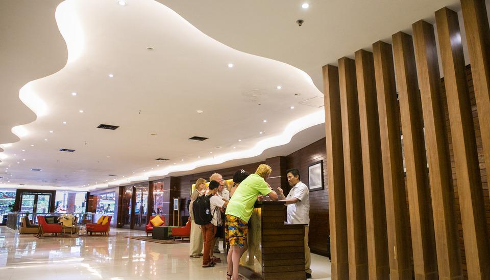 Kutabex Hotel Bali - Lobby Hotel