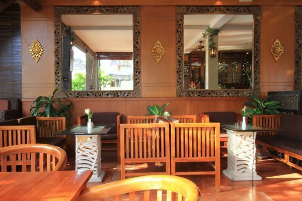 Adi Cottages Ubud - Restaurant