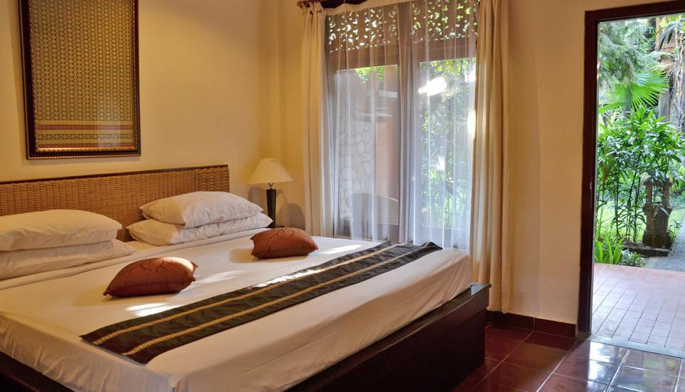Adi Cottages Ubud - Kamar Deluxe