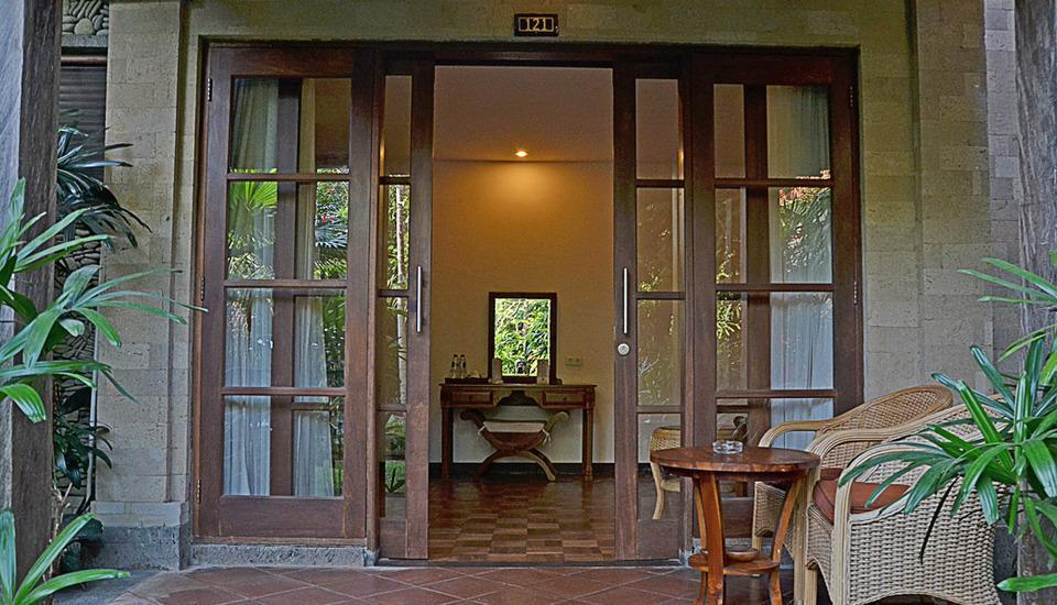 Adi Cottages Ubud - Balkoni