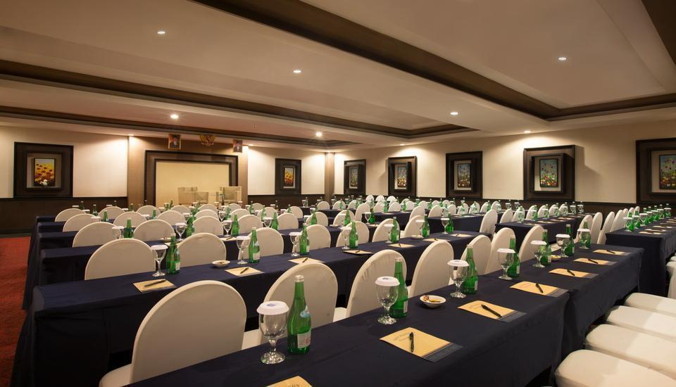 Best Western Plus Kemayoran Hotel Jakarta - Ballroom