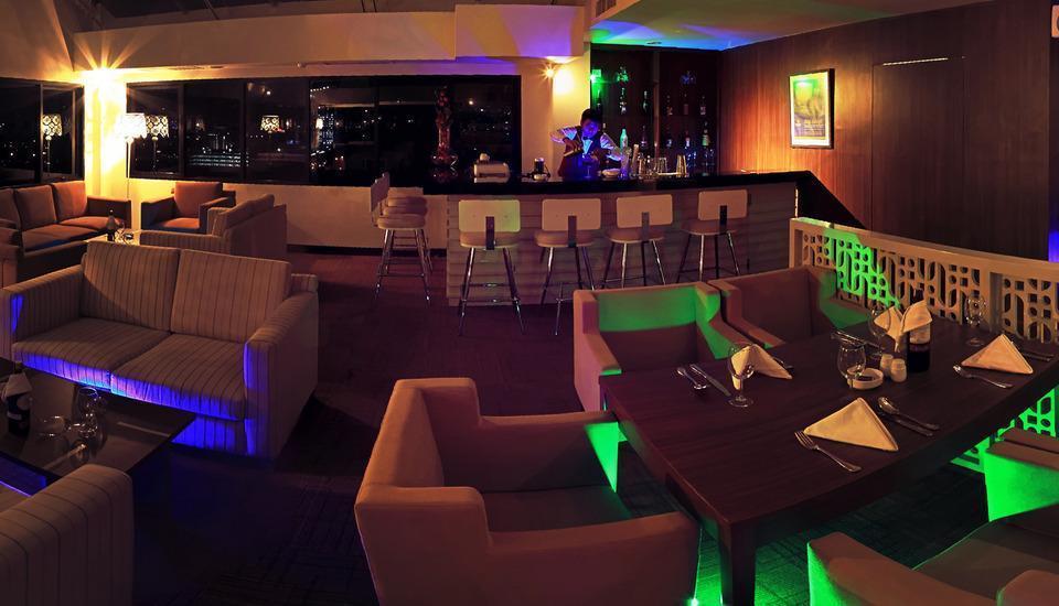 Best Western Plus Kemayoran Hotel Jakarta - Sky Lounge