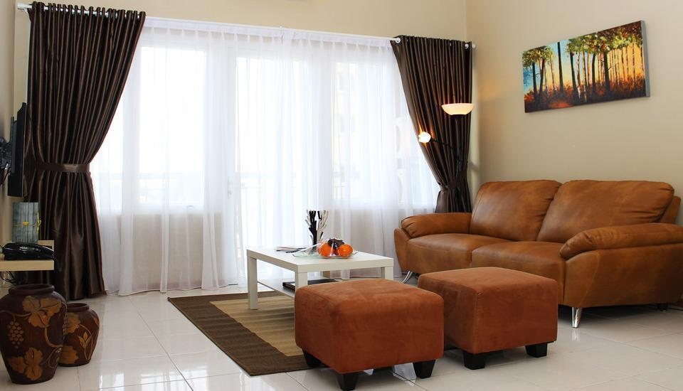 Best Western Plus Kemayoran Hotel Jakarta - Living Room 3 Bedroom Executive