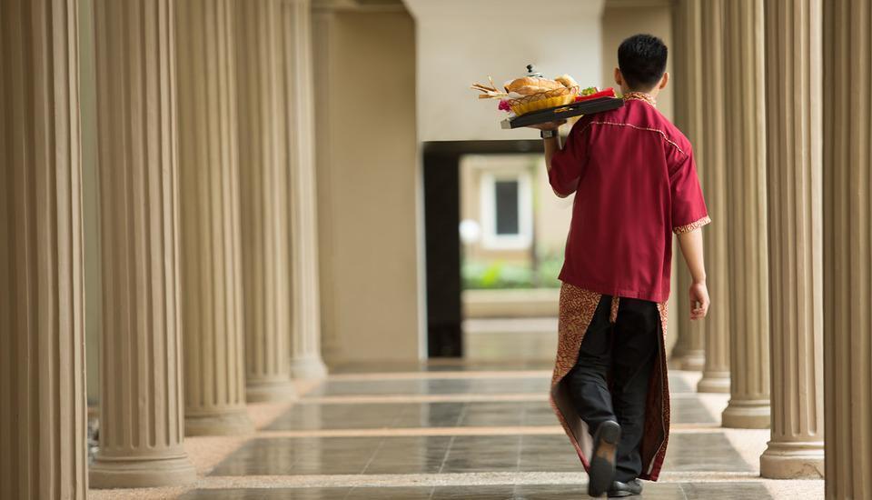 Best Western Plus Kemayoran Hotel Jakarta - Room Service