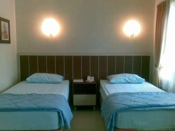 Dago Hills Bandung - Deluxe Tempat Tidur Twin