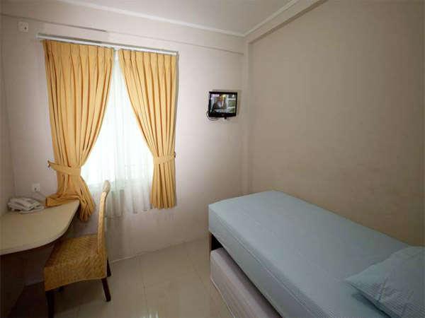 Dago Hills Bandung - Kamar Standard Regular Plan