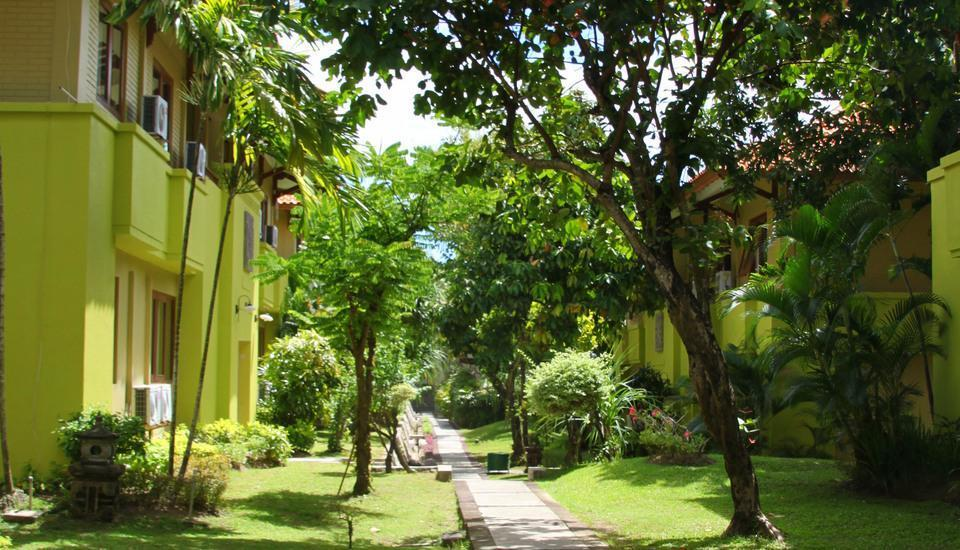 Goodway Hotels & Resort Bali - Surroundings