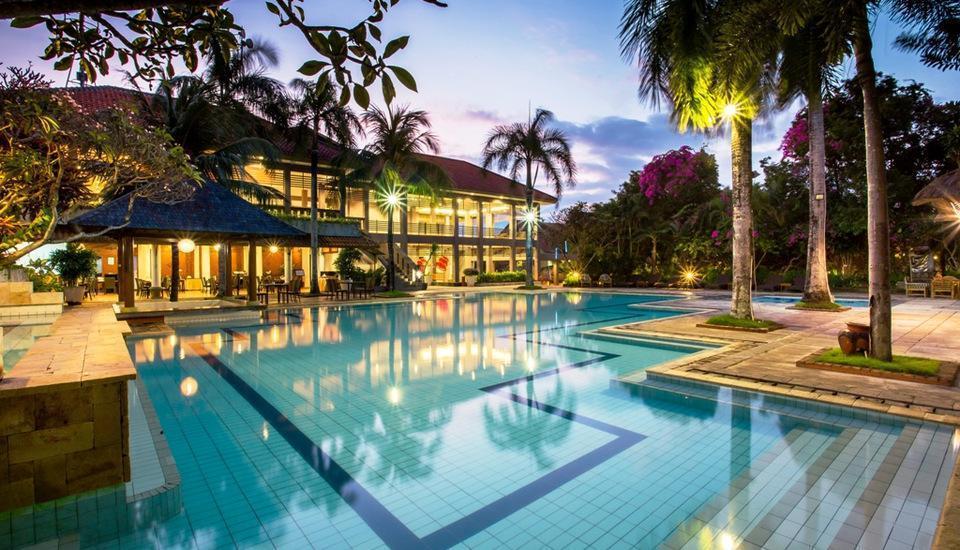 Goodway Hotels & Resort Bali - Kolam Renang