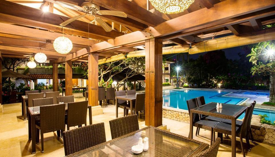 Goodway Hotels & Resort Bali - Restoran
