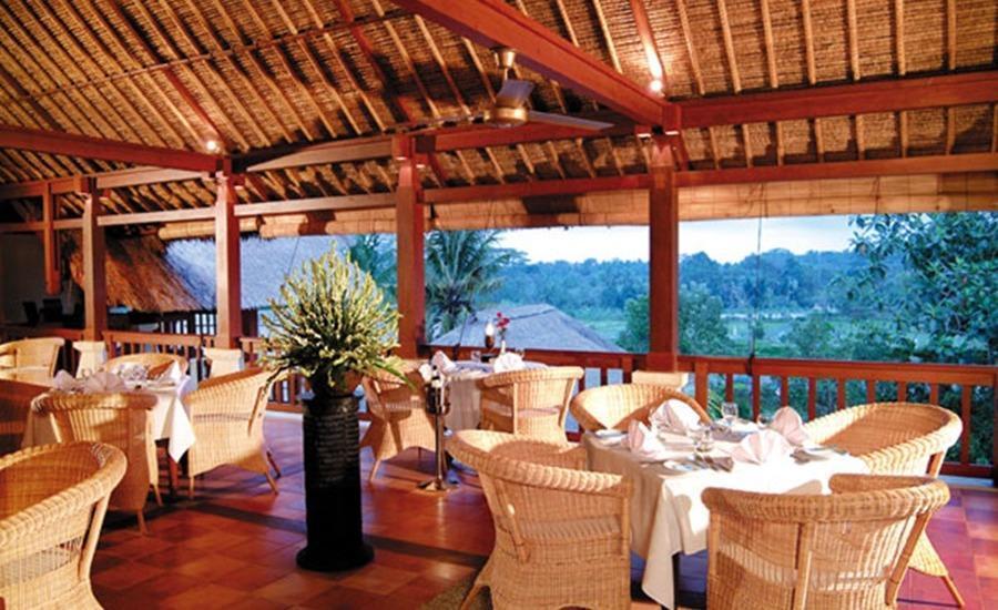 Kori Ubud Resort Spa & Restaurant Bali - Restoran Korimas