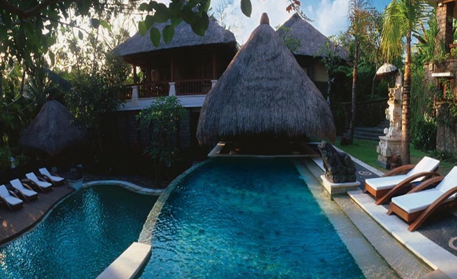 Kori Ubud Resort Spa & Restaurant Bali - Kolam Renang