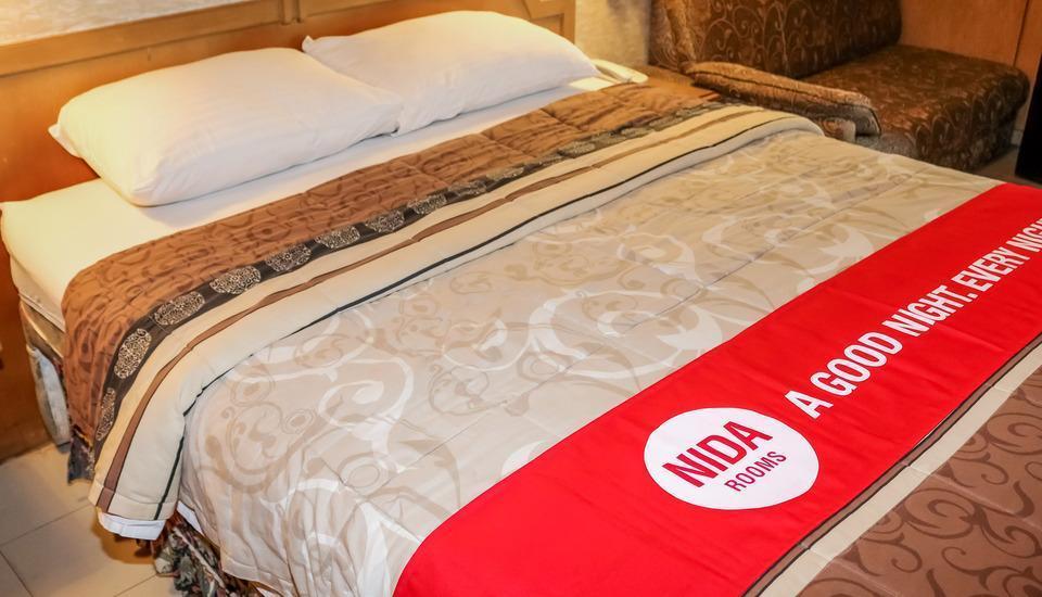 NIDA Rooms Taman Sari Toko Tiga Seberang Jakarta - Kamar tamu