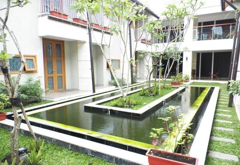 Tibera Hotel Taman Cibeunying Bandung - Eksterior