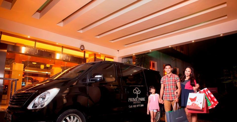 PRIME PARK Hotel Bandung - Transportation