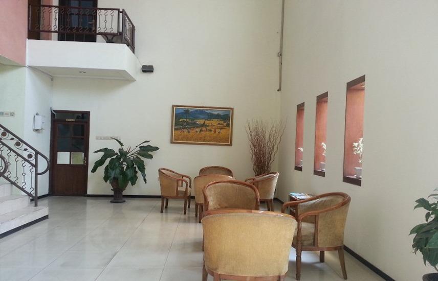 Hotel Nugraha Malang Malang - Lobi