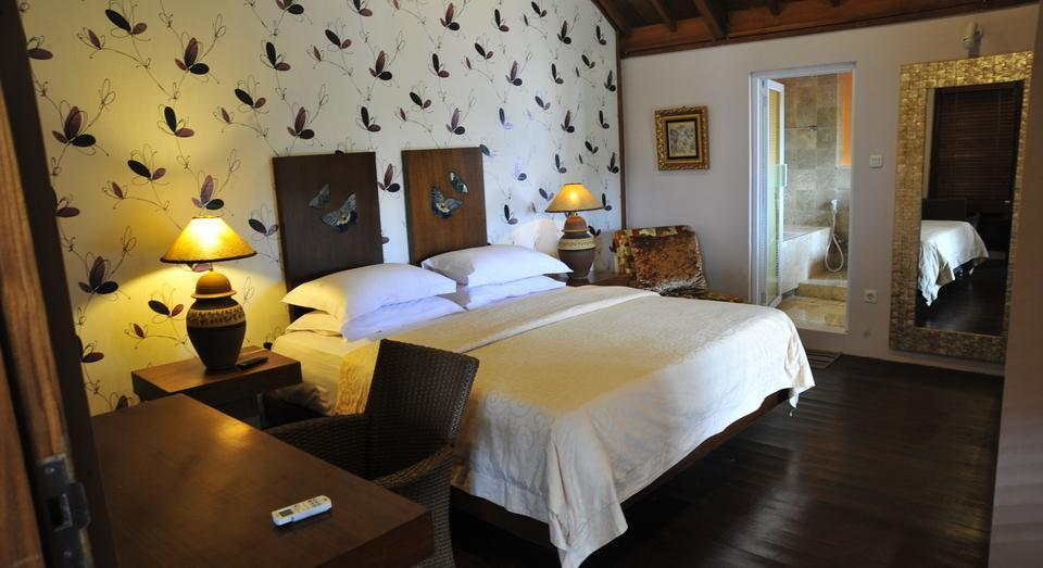 Tegal Panggung Guest House Yogyakarta -  Deluxe Rooms