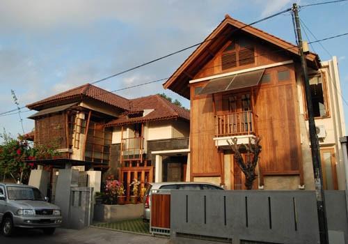Tegal Panggung Guest House Yogyakarta -  Tampak Depan