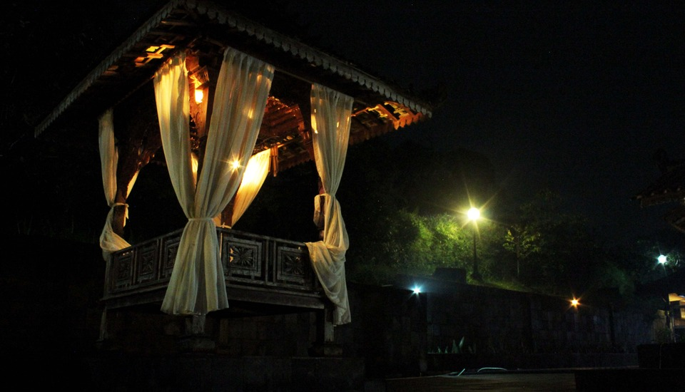 Joglo Resort Bogor - Gazebo